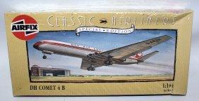Airfix 1:144 Dh Comet 4b Dan-air Model Airplane Kit