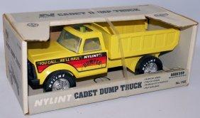 "Nylint 12"" #1160 Dumper Cadet Dump Truck Toy, Original"
