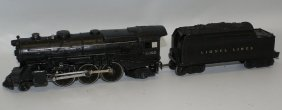 Lionel Train 2-6-2 Diecast 2025 Steam Locomotive &
