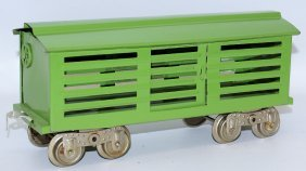 Prewar Lionel Train Standard Gauge Light Apple Green