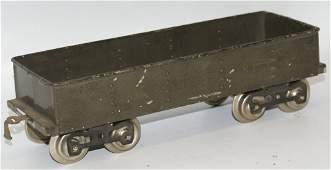Prewar LIONEL Train Standard Gauge Dk. Gray ROCK ISLAND