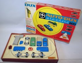 B.o. R.c. Auto-dux Electric #800 5 Vw Volkswagen Box