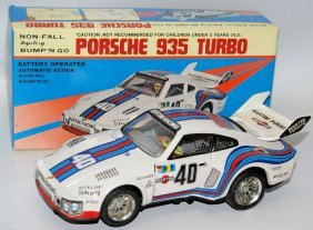 B.o. 7719 Tin Porsche 935 Turbo #40 Martini Racing,