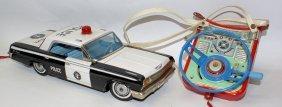 Rare Alps (japan) Chevy Impala Police Highway Patrol
