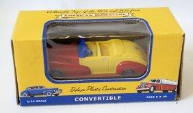 American Dimestore Retro Style 1:43 #30022 Convertible