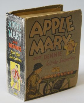 1936 Apple Mary And Dennie Foil The Swindlers #1130 Big