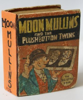 1935 Moon Mullins And The Plushbottom Twins #1134 Big