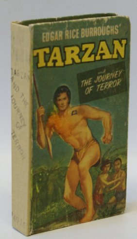 1949 Tarzan And The Journey Of Terror #709-10 Big