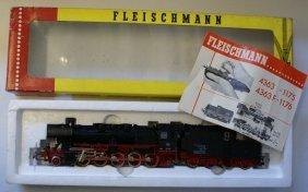 Fleischmann Ho #1175 2-10-0 Db Loco & Tender #50 058
