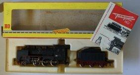 Fleischmann Ho #1350 2-6-0 Steam Loco & Tender #24 001