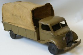Kingsbury Usa Defense Military Army Truck With Original