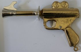1930's Buck Rogers Gold Plated Version '25th Century'