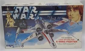 Vintage 1978 MPC STAR WARS Luke Skywalkers XWing