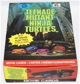 Case of Vintage 1990 TEENAGE MUTANT NINJA TURTLES Movie