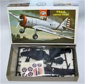 Vintage UPC 1:72 Scale P36A CURTISS HAWK Plane Model