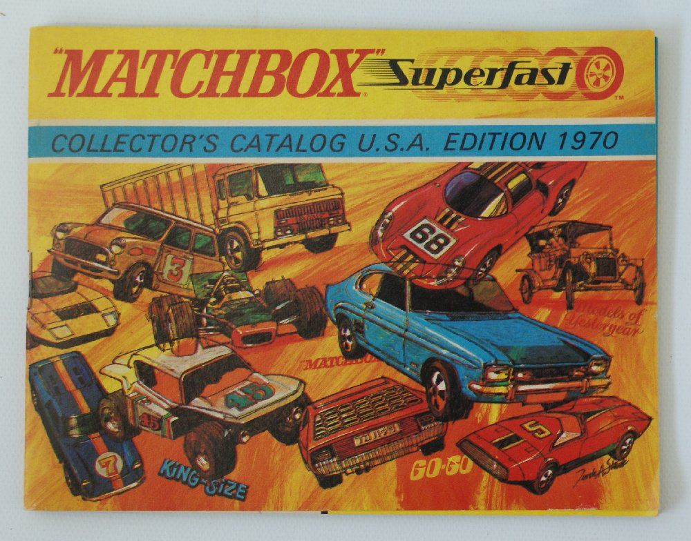 Vintage 1970 MATCHBOX LESNEY Diecast Collector's Toy
