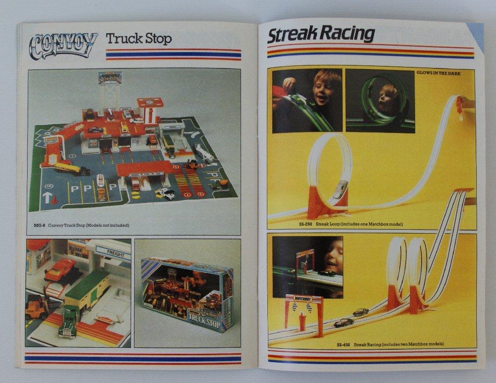 Vintage 1987 MATCHBOX Diecast Collector's Toy Dealer - 2