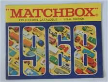Vintage 1968 MATCHBOX LESNEY Collector's Toy Dealer