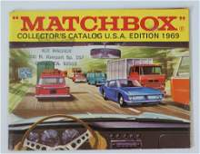 Vintage 1969 MATCHBOX LESNEY Collector's Toy Dealer