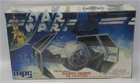 1978 MPC #1-1915 Original STAR WARS Darth Vader TIE