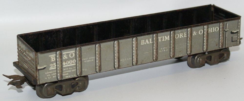 MARX Mar Lines O Gauge #3552 B&O Baltimore & Ohio