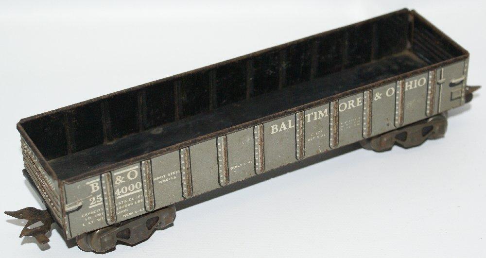MARX Mar Lines O Gauge #3552 B&O Baltimore & Ohio - 2