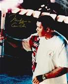"MUHAMMAD ALI ""1996 ATLANTA OLYMPIC TORCH."" INSCRIBED IN"