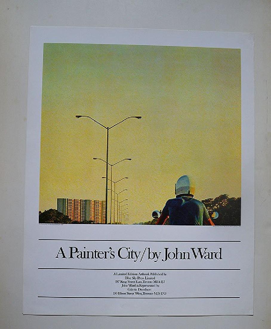 "JOHN WARD "" A PAINTER'S CITY"""