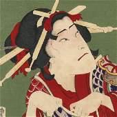 Original Yoshitora (active circa 1840 - 1880) Japanese