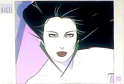 NAGEL\'S COMMEMORATIVE ORIGINAL SERIGRAPH #15