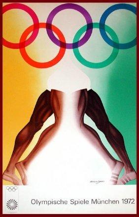 ALAN JONES OLYMPICS MUNECH 1972