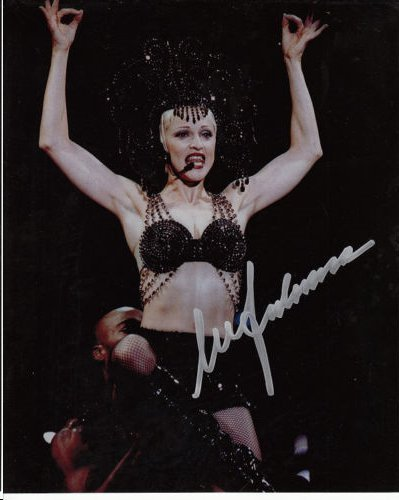 MADONNA AUTHENTIC SIGNED 8 X 10 PHOTOGRAPH #2