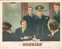 """""""DUNKIRK"""" (1958) MOVIE LOBBY CARD 11 X 14"""
