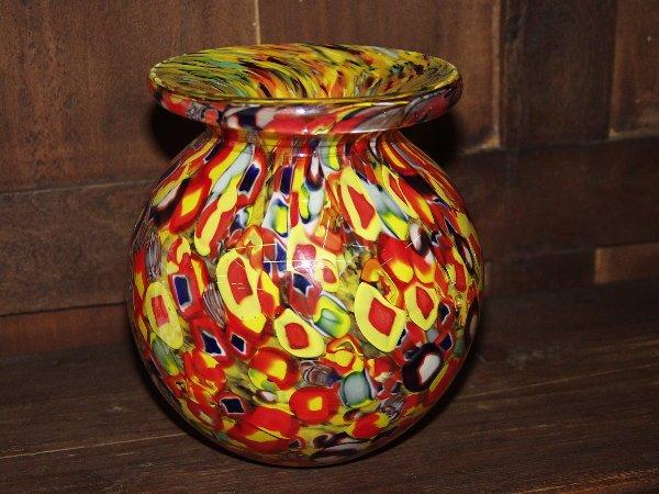 1014: Murano Vase