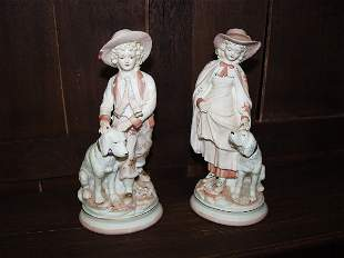 Bisques Figurines