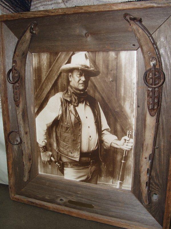 1019: John Wayne Print