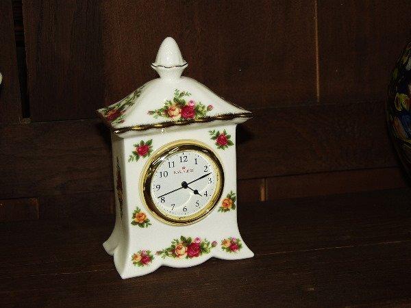 1022: Mantle Clock