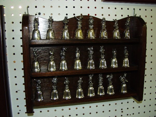 1023: Pottery Bells