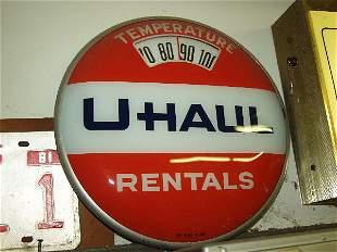 U-haul Thermometer