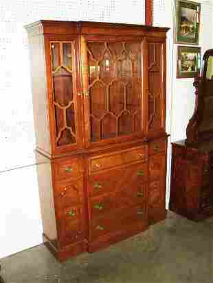 Sectary China Cabinet