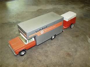 Nylint U-haul Cab over Truck