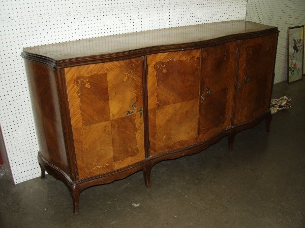 12: French Sideboard