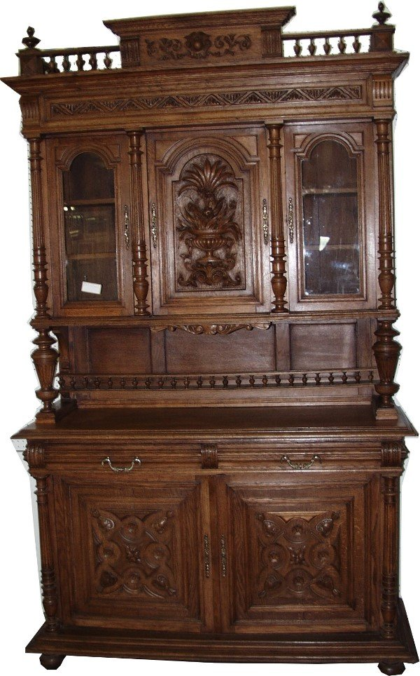 20: French Hunt Cabinet