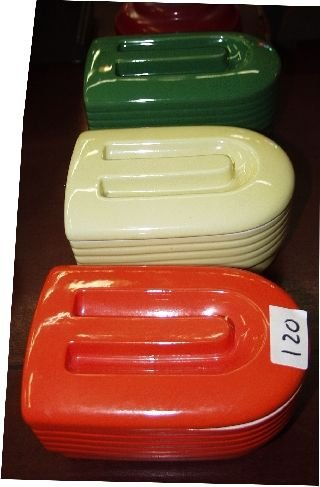 120: Hall Refrigerator Dish for Westinghouse
