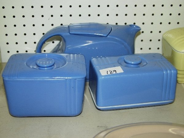 129: Hall Refrigerator Dish for Westinghouse