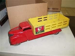 Marx Coca Cola Truck