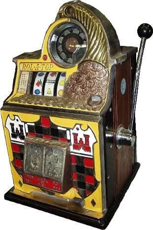 Watling Roll a Top Slot Machine