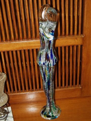 228: Murano Glass Figurine