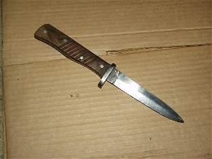 German World War I Boot Knife