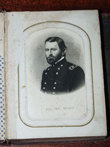 238: Cartes de Visite 19 Civil War Officers